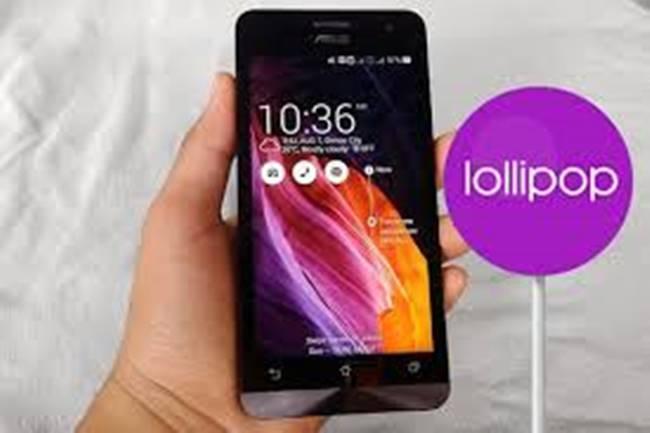 Cara Update Asus Zenfone 4, 5 , 6, PadFone S Menjadi Android 5.1 Lollipop