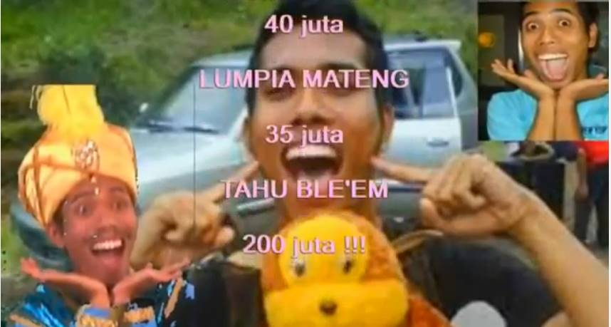 Download MP3 Udin Sedunia 200 Juta Jajanan Orang Gedongan