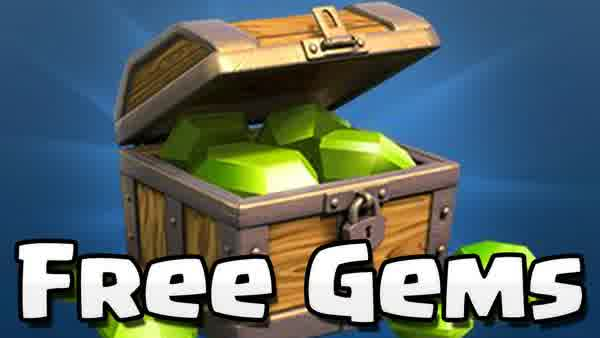 Free Gems Clash of- Cans Terbaru