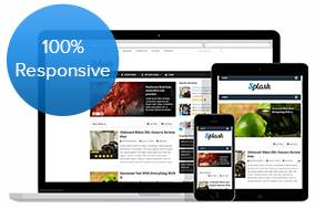 Splash Responsive WP Theme MyThemeShop