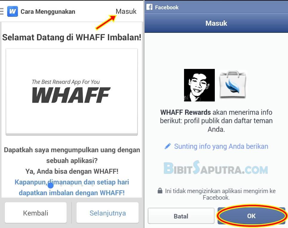 DAFTAR WHAFF 2