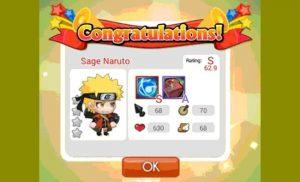 Cara Mudah Mendapatkan Ninja S di SD Ninja Heroes
