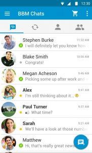 Download BBM 290.0.1.217 Beta Material Design Untuk Android
