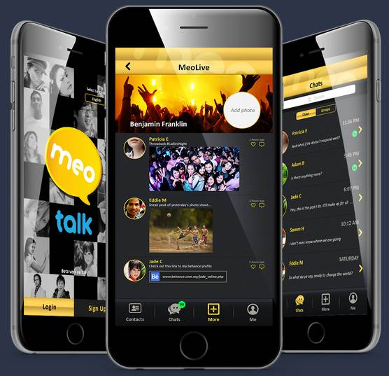 Download App MeoTalk .APK Android Resmi Terbaru Gratis Final Full