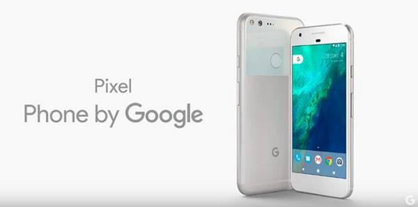 Android Pixel Phone Made by Google