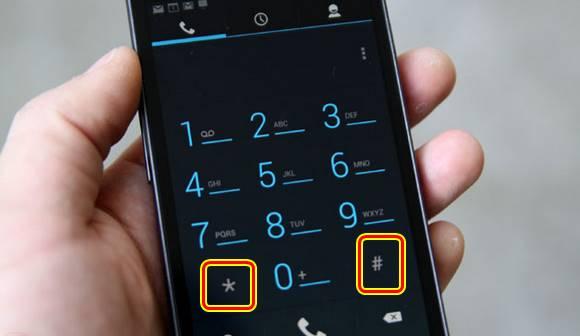 Cara Mengatasi Tombol Bintang dan Pagar Tidak Berfungsi Pada Android