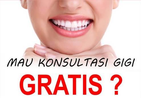 Aplikasi SENYUM Layanan Konsultasi Gigi Gratis secara Online